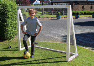 Fodboldmål på bestilling